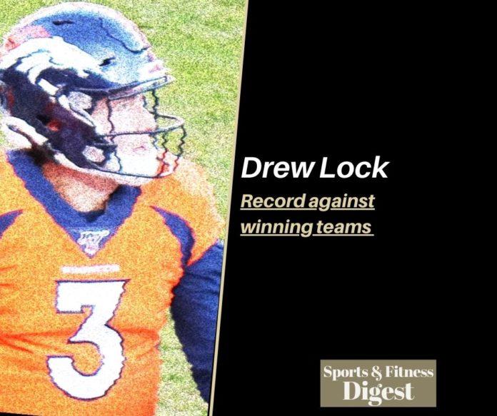 Drew Lock